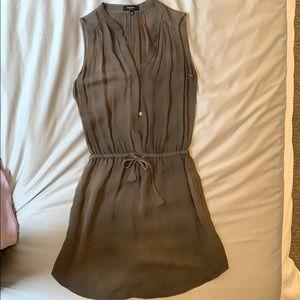 Babaton silk dress XXS